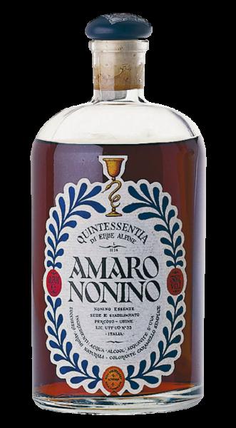 Nonino Amaro Quintessentia di Erbe Alpine 35% 0,7l