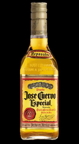 Jose Cuervo Tequila Especial Gold 38% 0,7l
