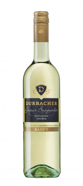 2020 Durbacher Grauburgunder Kollektion Trocken
