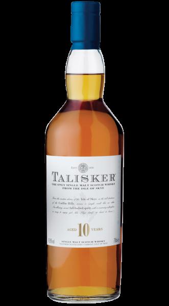 Talisker 10 years Isle of Skye Malt Whisky 45,8% 0,7l