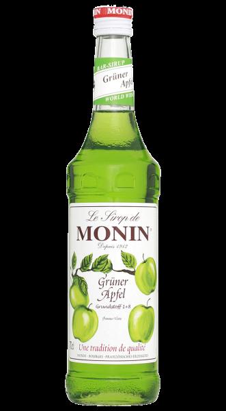 Monin Grüner Apfel Sirup 0,7l