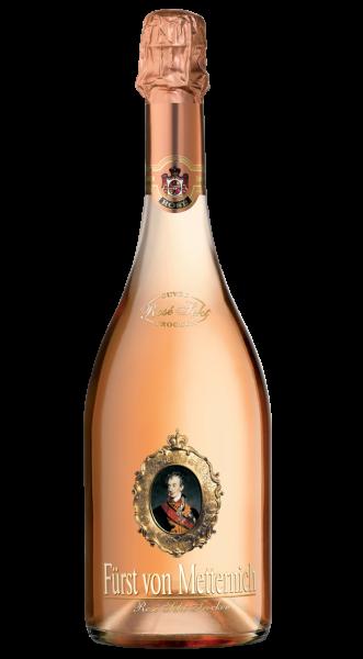 Fürst von Metternich Rose 12,5% 0,75l!