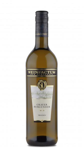 Weinfactum Grauer Burgunder ** Trocken!