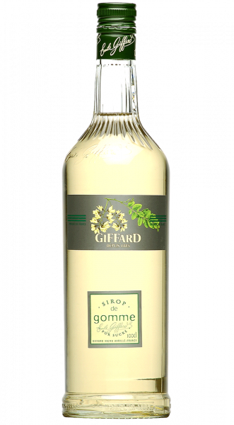 Giffard Orangenblüten Sirup Gomme 1,0l !