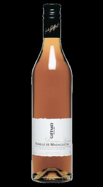 Giffard Premium Vanille de Madagascar Likör 20% 0,7l!