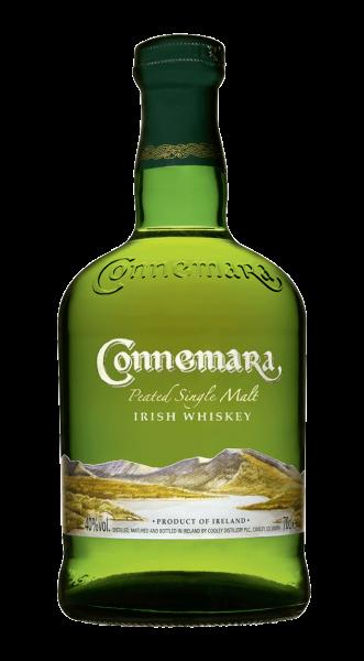 Connemara Peated Irish Single Malt Whiskey 0,7l