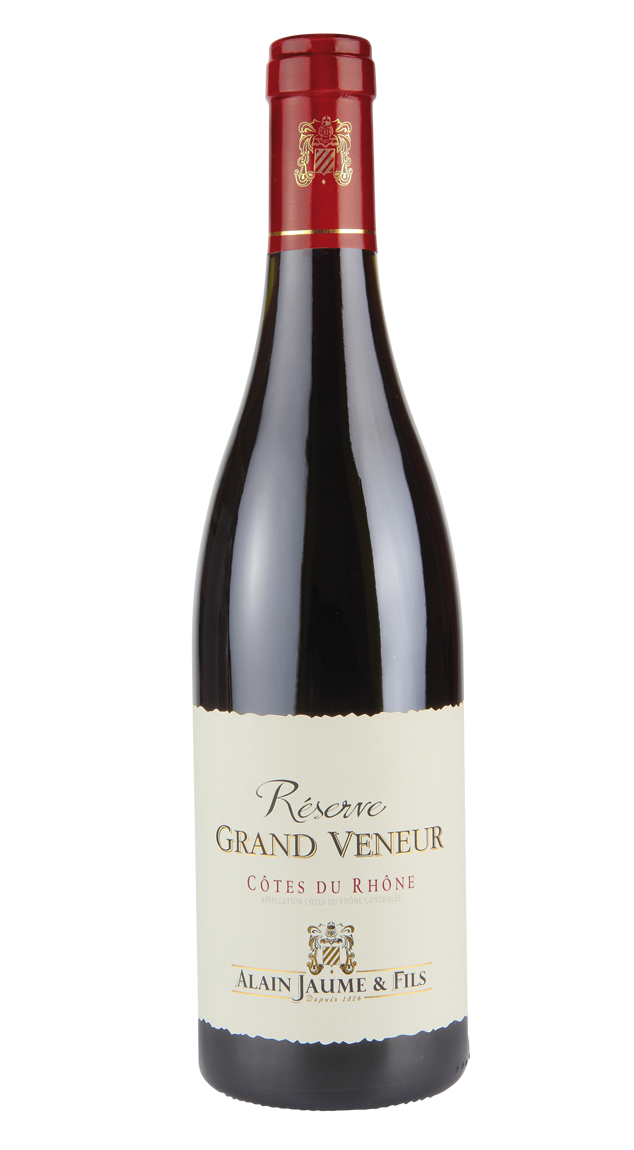 2017 Alain Jaume Grand Veneur Réserve Côtes du Rhône Rouge A.C.