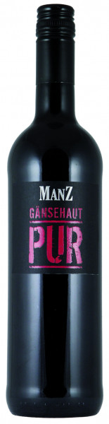 Manz Gänsehaut Pur Rotwein Cuvée Trocken
