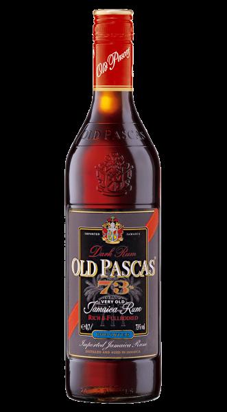 Old Pascas Dark Jamaica Rum 73% 0,7l