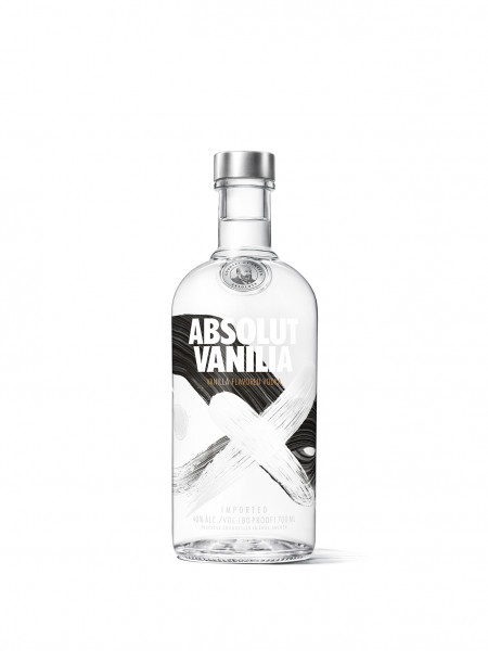 Absolut Vodka Vanilia 40% 0,7l !