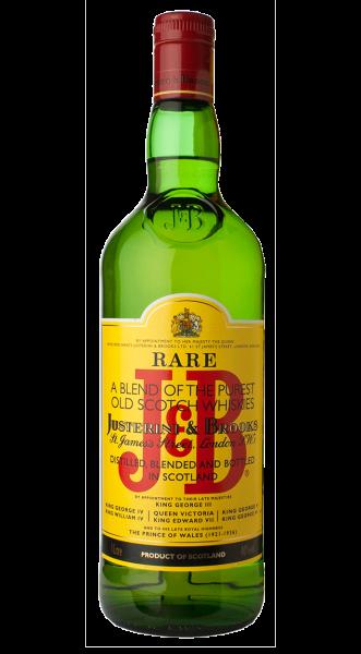 J & B Justerini & Brooks Scotch Whisky 40% 0,7l
