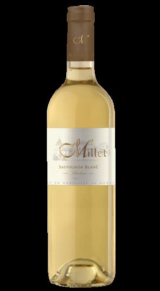 2018 Domaine de Millet Sauvignon Blanc Sélection Côtes de Gascogne I.G.P.