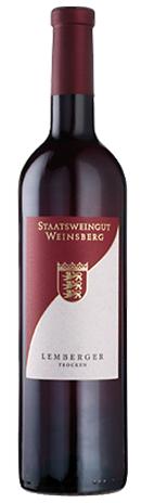 2014 Staatsweingut Weinsberg Lemberger !