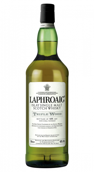 Laphroaig Triple Wood Islay Malt Whisky 0,7l