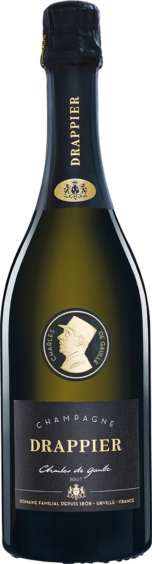 Drappier Champagne Charles de Gaulle 0,75l