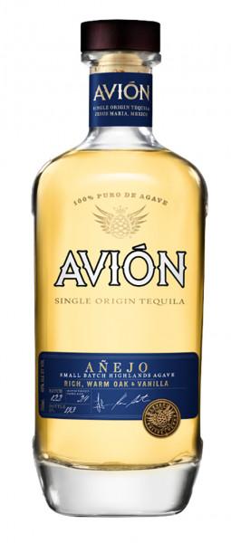Avión Tequila Añejo 40% 0,7l!