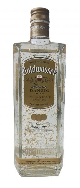 Lachs Goldwasser 40% 0,7l!