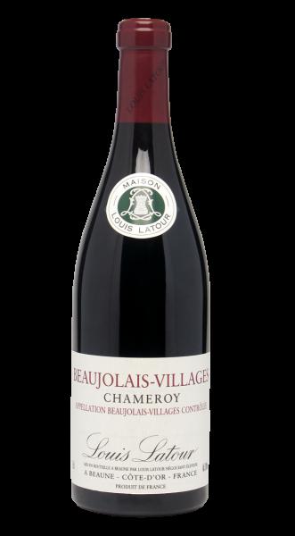 2018 Louis Latour Beaujolais Villages A.C. Chameroy