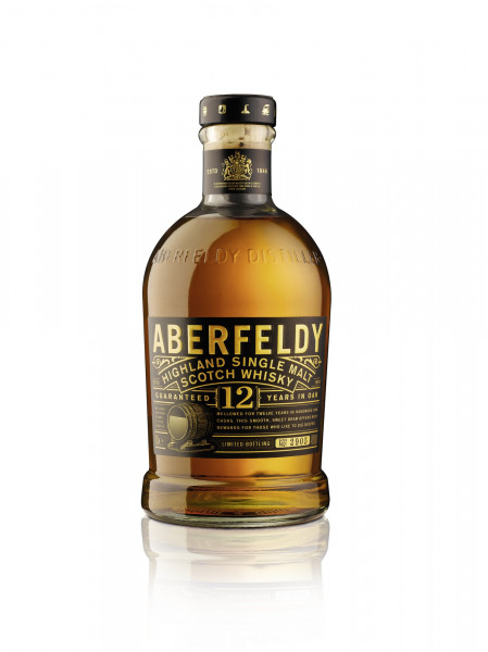 Aberfeldy 12 years Single Highland Whisky 40% 0,7l