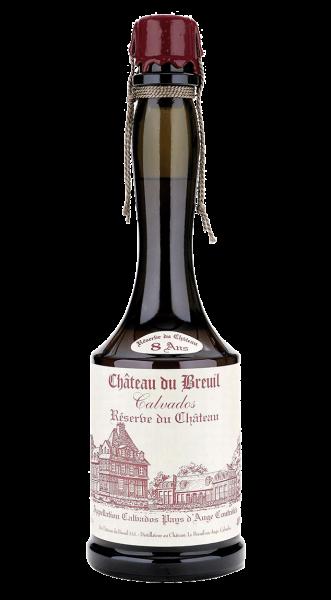 Chateau du Breuil 8 Jahre Calvados Reserve du Chateau 0,7l
