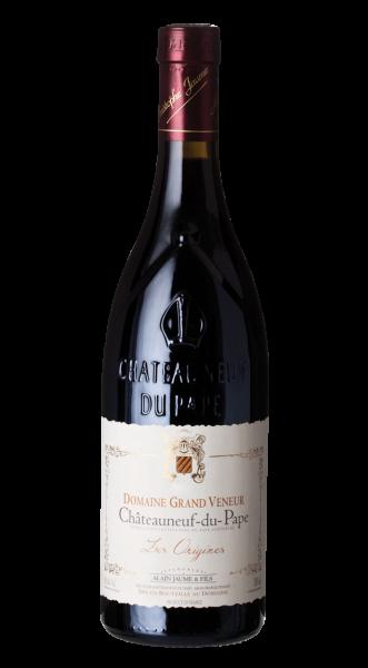"""2014 Domaine Grand Veneur Châteauneuf-du-Pape A.C. """"Les Origines"""""""
