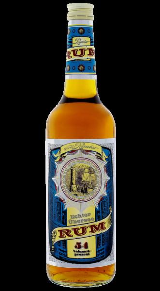 Rauter Echter Rum 54% 0,7l