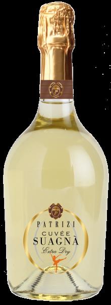 Patrizi Spumante Suagna Extra Dry 0,75 l