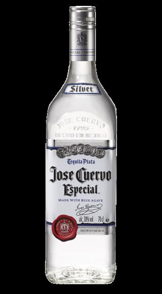 Jose Cuervo Tequila Especial Silver 38% 0,7l