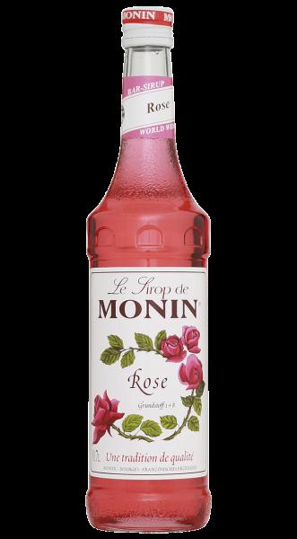 Monin Rosen Sirup 0,7l