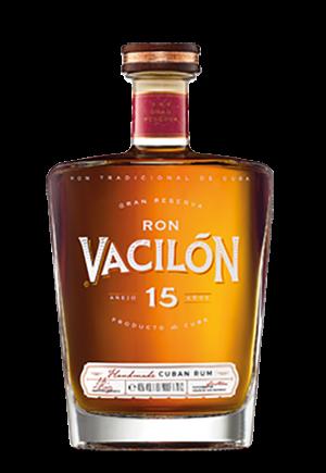 Ron Vacilón Anejo 15 years 40 % 0,70 l