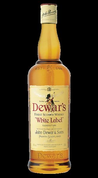 Dewars White Label Scotch 40% 0,70!