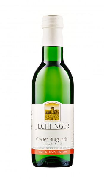 2018 Jechtinger Grauburgunder Trocken 0,25 l!