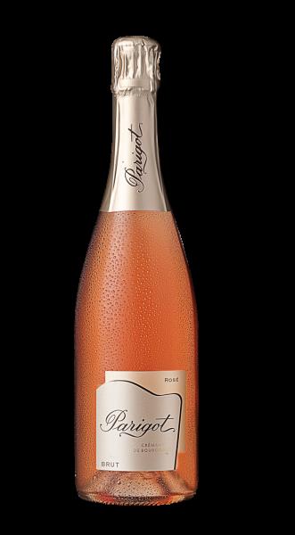 Parigot & Richard Crémant de Bourgogne Rosé Brut  Flaschengärung 12 % 0,75 l