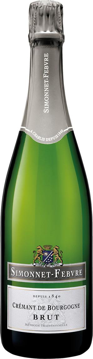 Simonnet-Febvre Crémant de Bourgogne 0,75l!