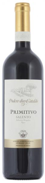2018 Podere Don Cataldo Primitivo Salento I.G.T.