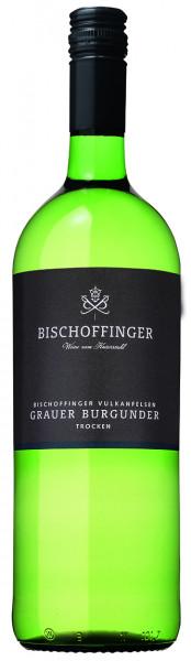2018 Bischoffinger Grauer Burgunder Trocken 1,00l Mehrweg!