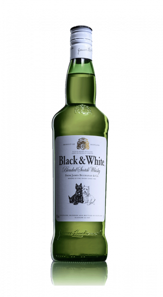 Black & White Whisky 40% 0,7l