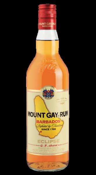 Mount Gay Barbados Rum Eclipse 0,7l