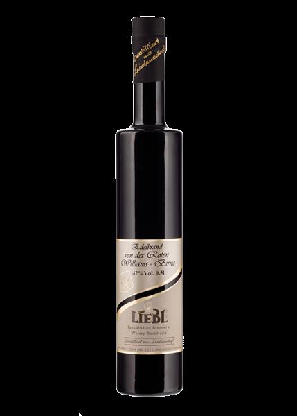 Liebl Rote Williams-Birnen Brand 42% 0,5l