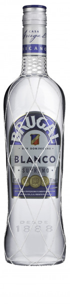 Brugal Rum Blanco Supremo 40% 1,00l