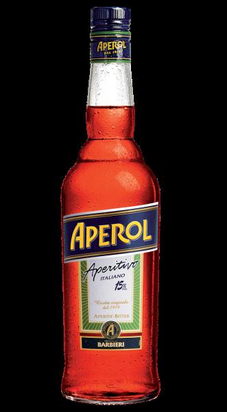 Aperol Likör 15% 1,0l