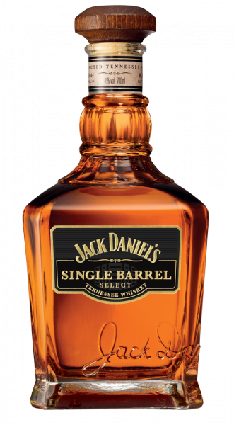 Jack Daniel's Single Barrel Tennessee Whiskey 45% 0,7l