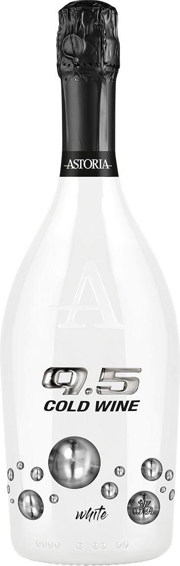 Astoria 9.5 Cold Wine White Brut 0,75l!