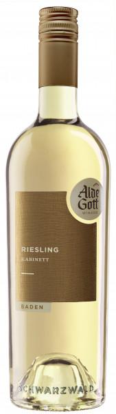 2017 Alde Gott Riesling Kabinett Trocken!