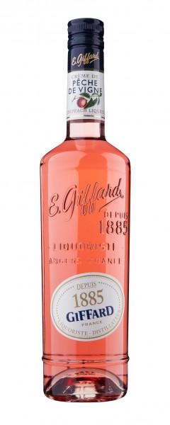 Giffard Creme de Fruits Weinbergpfirsich Likör 16% 0,7l!
