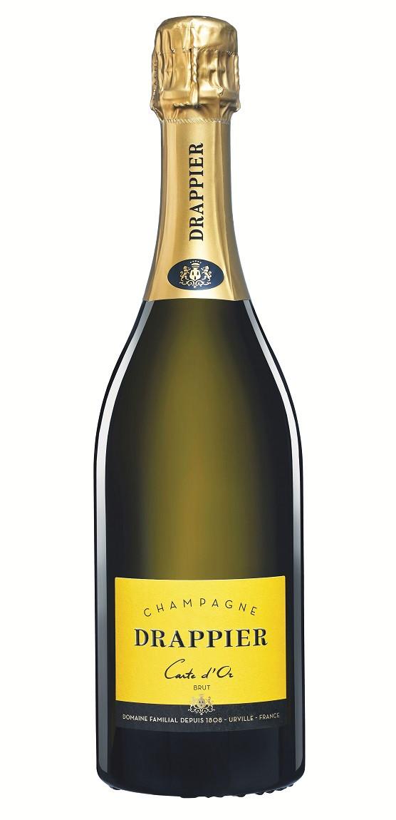 Drappier Champagne Carte d'Or Brut 0,75l