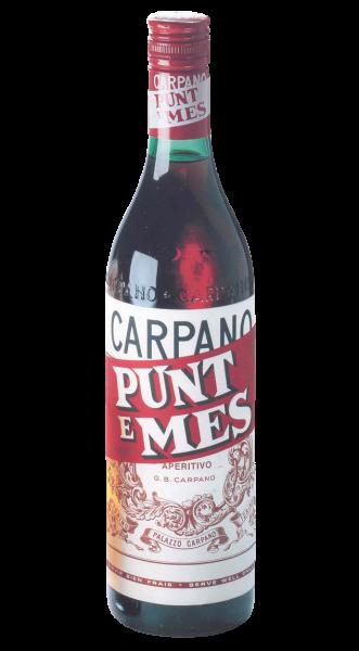 Carpano Punt e Mes Vermouth 16% 0,7l