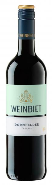 2017 Weinbiet Dornfelder Trocken!