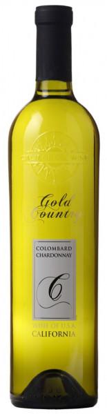 2018 Gold Country Colombard Chardonnay