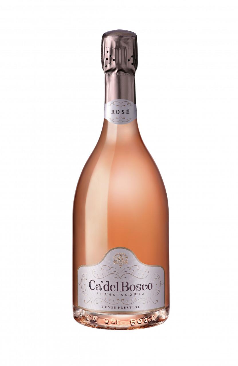 Ca' del Bosco Cuvée Prestige Rosé Franciacorta DOCG 0,75 l